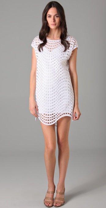 Thread Social Cap Sleeve Dress ($528)