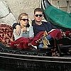 Michael Bubl and Luisana Lopilato on Their Honeymoon in Venice