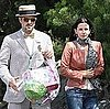 Courteney Cox and David Arquette Spend Easter Together