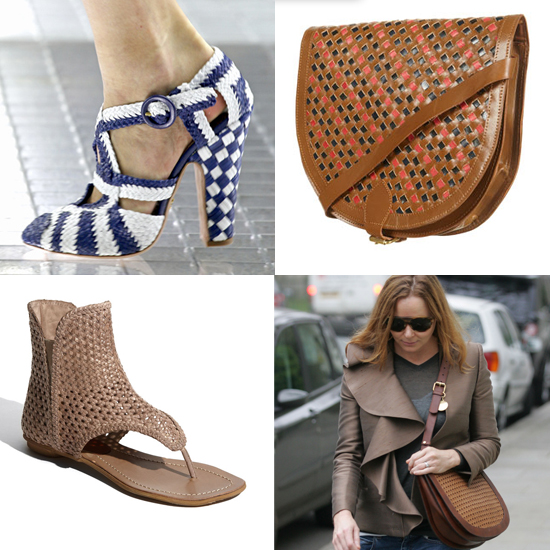 Trend Alert: Woven Summer Accessories