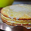 Lemon Curd Cake