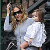 Pictures of Sarah Jessica Parker With Twin