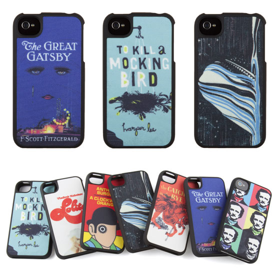Speck Partners With Out of Print For Charitable Novel iPhone Cases