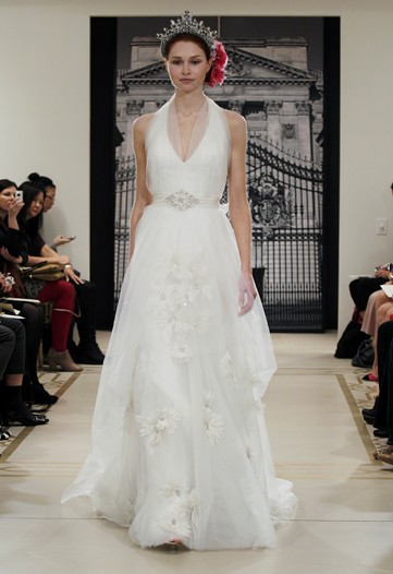Reem Acra on Designing Dresses For Princesses, Kate Middleton's Wedding Dress Style, and More!