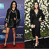 Julia Restoin-Roitfeld Wears All Black to Tribeca Film Festival