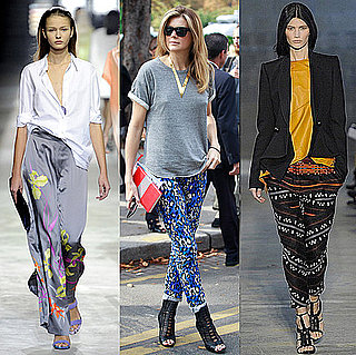 How to Wear Printed Pants For Summer