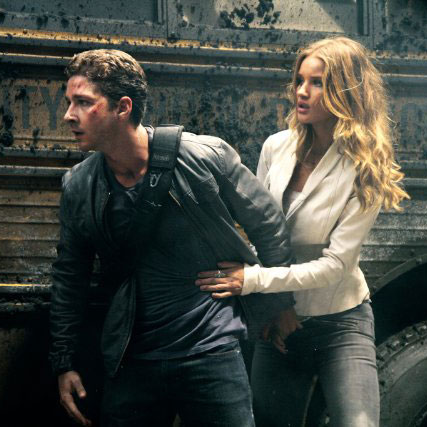 Transformers 3 Trailer Starring Shia Labeouf and Rosie Huntington-Whiteley