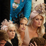 Royal Wedding Hats and Fascinators