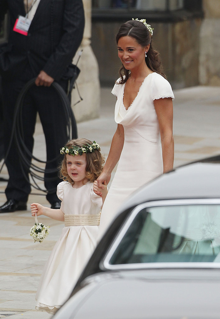 Pippa Middleton, Maid of Honor