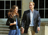 William and Kate Step Out Holding Hands After Wedding, Whisked Away on Romantic Weekend!