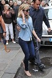Reese Witherspoon Breaks From Promoting to Shop Paris