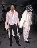 Whitney Houston and Bobby Brown — 1999