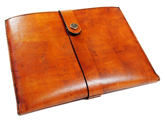 Leather & Felt Xoom Case ($75)