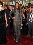 Joan Smalls in Tom Ford