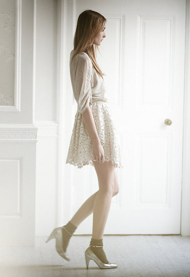 Club Monaco Channels the Modern Bohemian For Its Fall 2011 Collection