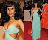 Kerry Washington in Escada at the 2011 Met Gala