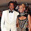 Beyonce and Jay-Z at 2011 Met Gala Pictures