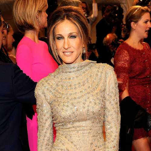 Pictures of Sarah Jessica Parker at Met Gala