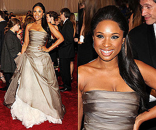 Jennifer Hudson in Vera Wang at the 2011 Met Gala