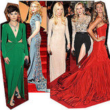 Best Dressed of Met Gala 2011