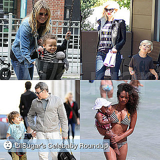 Photos of Celebrity Babies