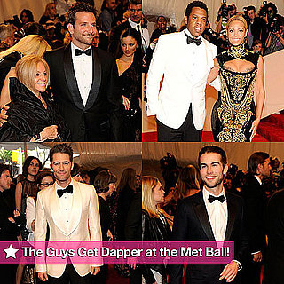 Costume Institute Gala Pictures of Jay-Z, Orlando Bloom, More Guys