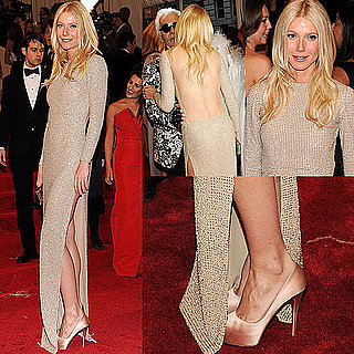 Gwyneth Paltrow in Stella McCartney auf der Met Gala