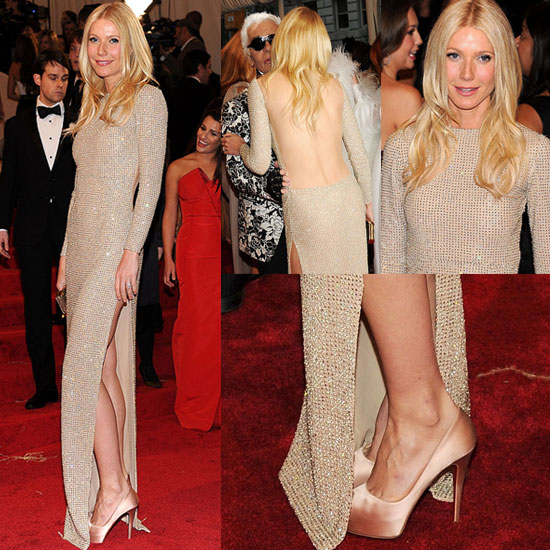 Gwyneth Paltrow's Met Gala Look From All Angles!