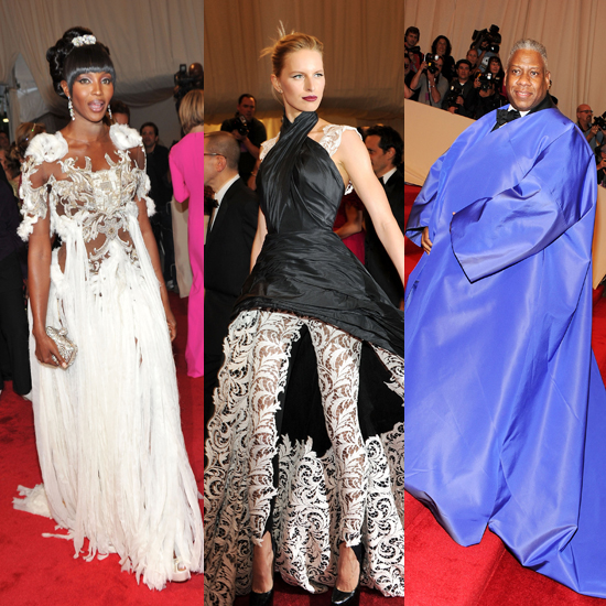 Outrageous, Yet Amazing: Looks From the Met Gala 2011