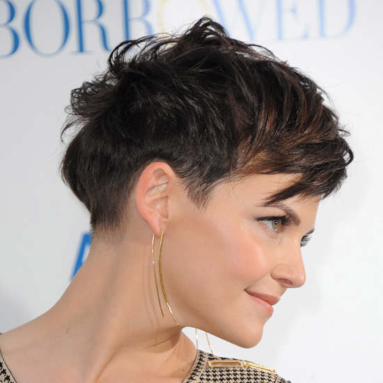 How to Create an Edgier Hairstyle Like Ginnifer Goodwin&#039;s