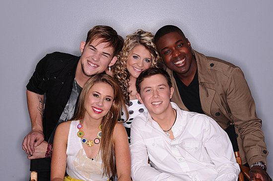 American Idol's Top 5 Have Twice the Fun With Then and Now Night!
