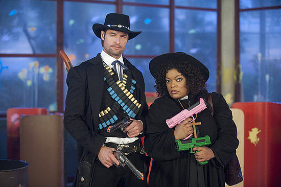 First Look: Community Season Finale With Lost's Josh Holloway