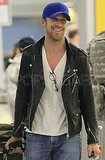 Ryan Gosling Has a Harmonious Landing in the Big Apple