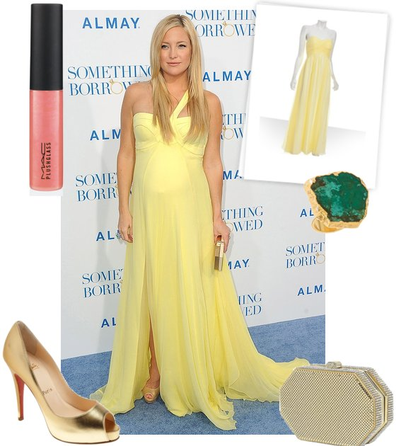 Kate Hudson Dress - Tiza Prom Dress and Pageant Blog