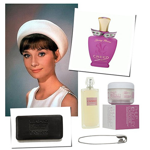 Audrey Hepburn's Favorite Beauty Products