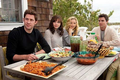 Something Borrowed Movie Review, Starring Kate Hudson, Ginnifer Goodwin and John Krasinski