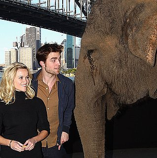 Robert Pattinson and Reese Witherspoon in Australia Pictures