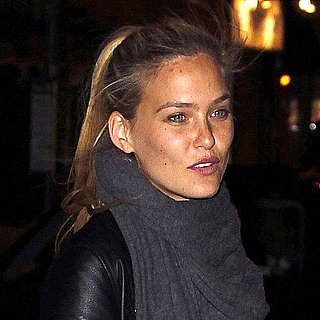 Pictures of Bar Refaeli at Supper Club