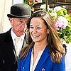 Pippa Middleton Dancing in Her Bra