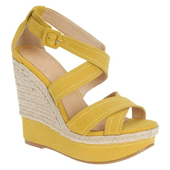 Five Perfect Summer Wedges Under $100