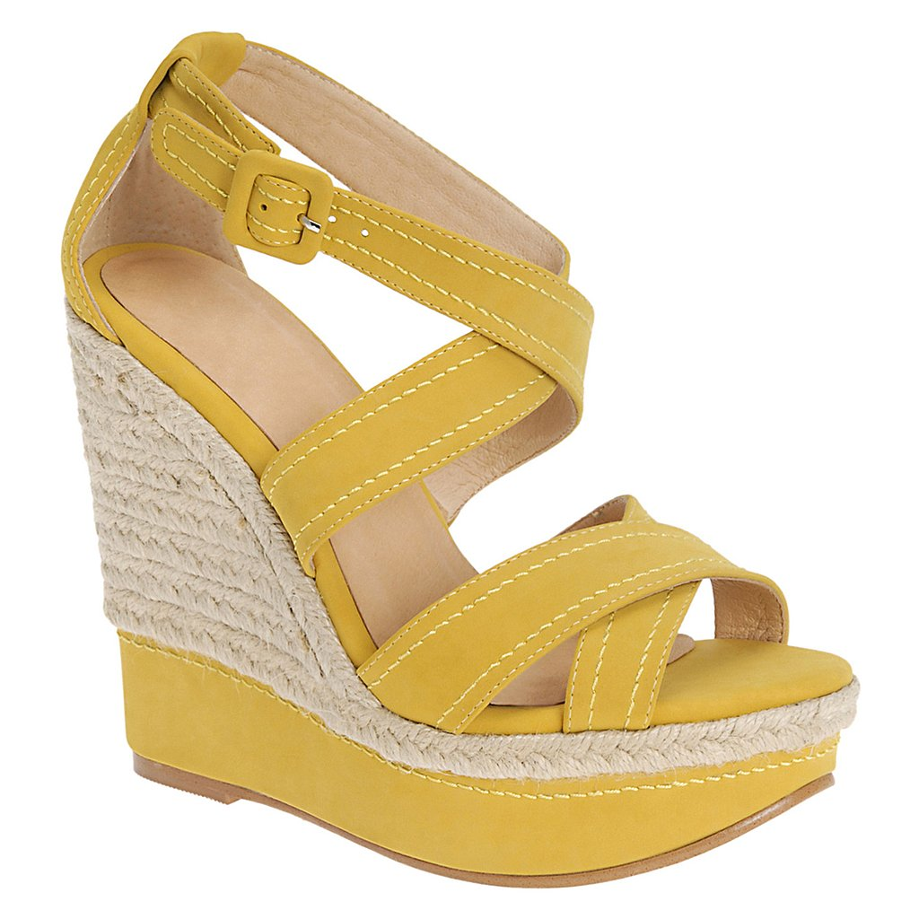 Affordable Summer Wedge Shoes