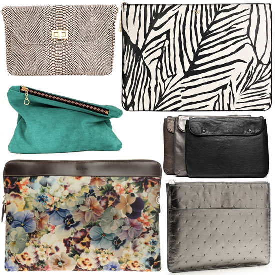 10 Fabulous and Functional Tech Clutches