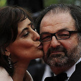 Ines de la Fressange and Denis Olivennes
