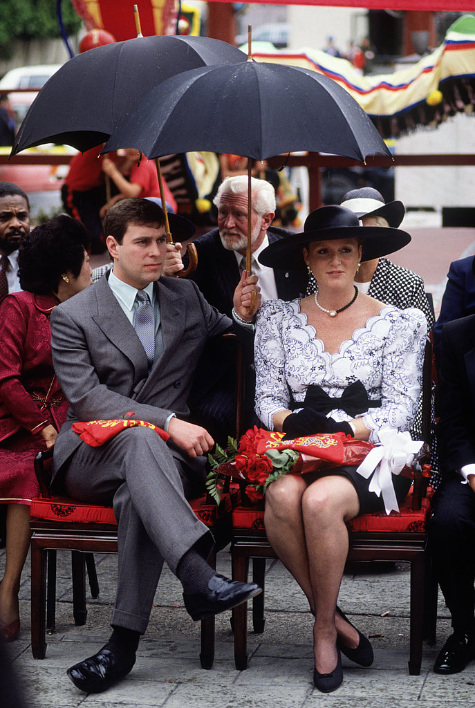 Prince Andrew and Sarah, Duchess of York, 1988