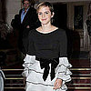 Pictures of Emma Watson at The Ritz
