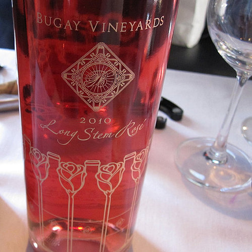 Wine Review: 2010 Bugay Vineyards Long Stem Rose