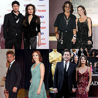Brad Pitt and Angelina Jolie at Cannes With Other Famous Couples