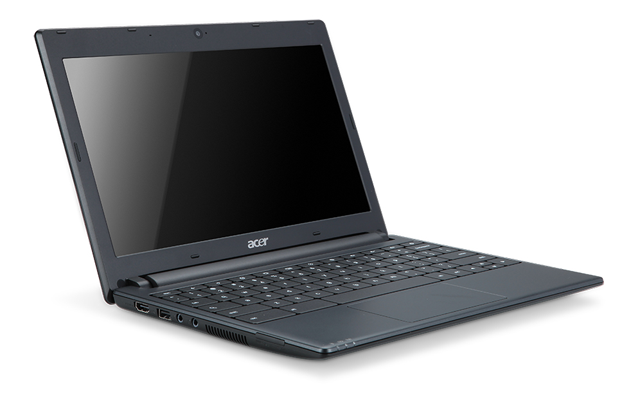 Introducing the Acer Chromebook — Size and Weight