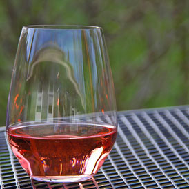 Origins of White Zinfandel