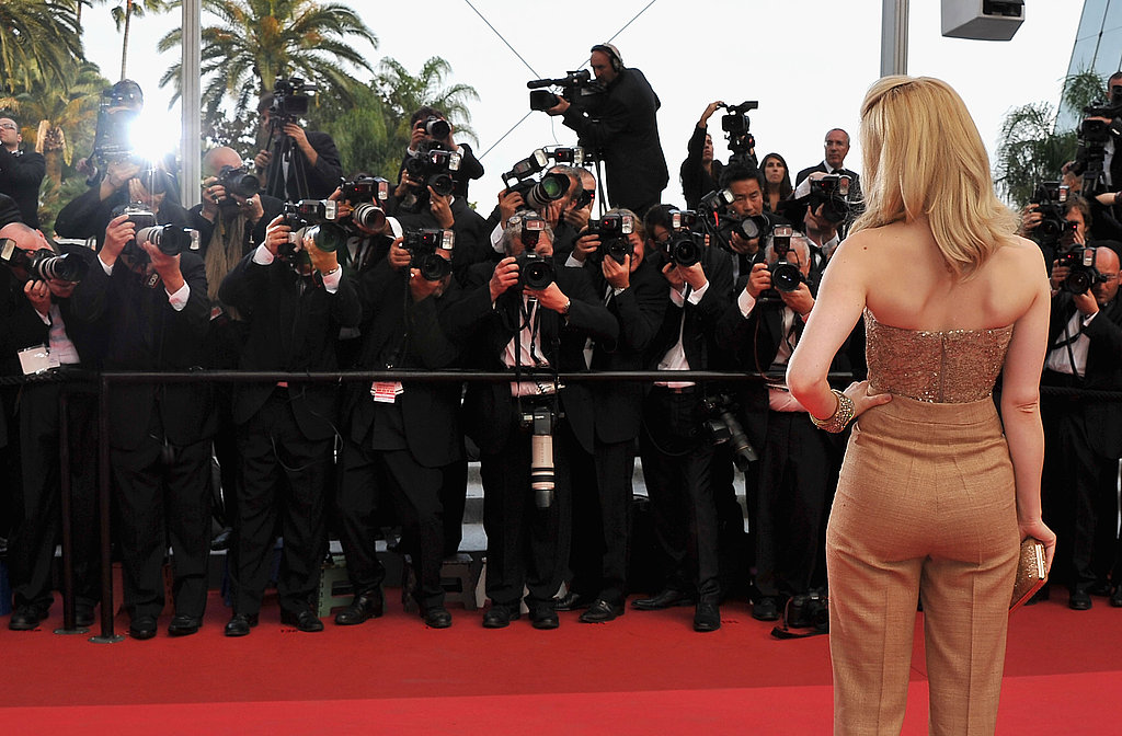 Rachel McAdams and Michael Sheen Put Their Pants On For Another Cannes Premiere